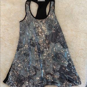 Charlotte Russe tank top size small